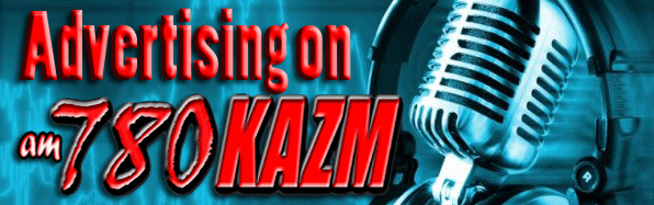 Advertising on KAZM