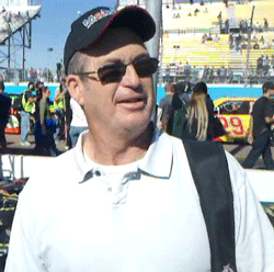 Crew Chief Mark Haynes Pit Tour NASCAR