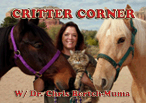 Critter Corner with Dr. Chris Bertch-Muma on 780 KAZM