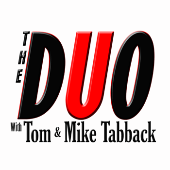 the DUO with Tom and Mike Tabback on 780 KAZM
