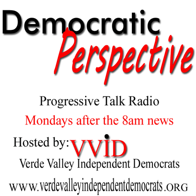 Democratic Perspective on 780 KAZM AM Northern Arizona Sedona Radio