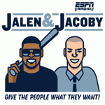 Jalen and Jacoby show on ESPN Radio and 780 KAZM