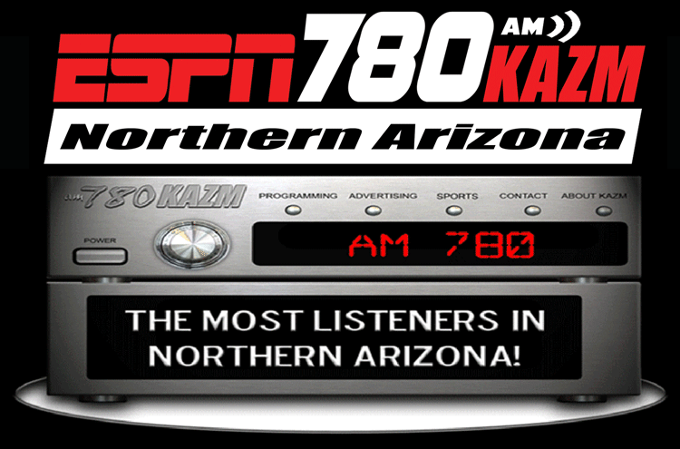 ESPN 780 KAZM Northen Arizona Radio Sedona