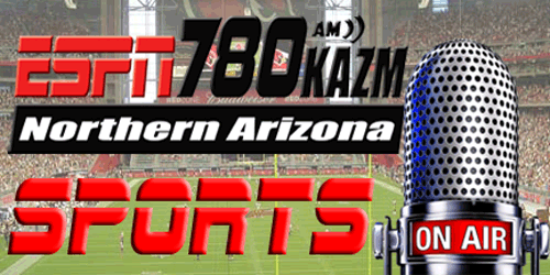 ESPN 780 KAZM am Radio Sedona Nothern Arizona Sports