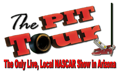 The Pit Tour on 780 KAZM NASCAR Show with Mike Tabback
