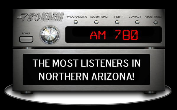 KAZM Radio 780 am sedona Arizona