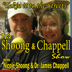 The Shoong and Chappell Show on 780 KAZM Sedona Radio