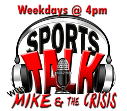 Sports Talk with Mike Tabback on 780 KAZM