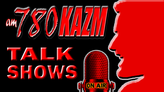 Talk Shows page of Kazmradio.com