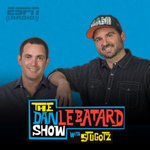 The Dan Le Batard Show with Stugotz on ESPN Radio Kazm 780 am